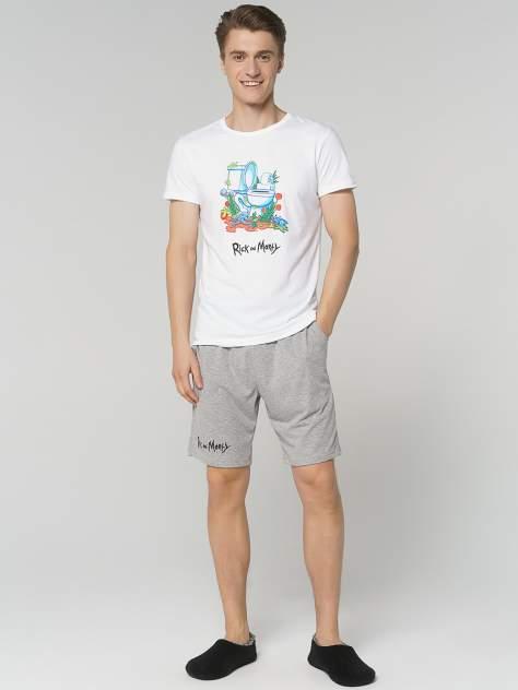 Мужские домашние пижама ТВОЕ 83061, белый