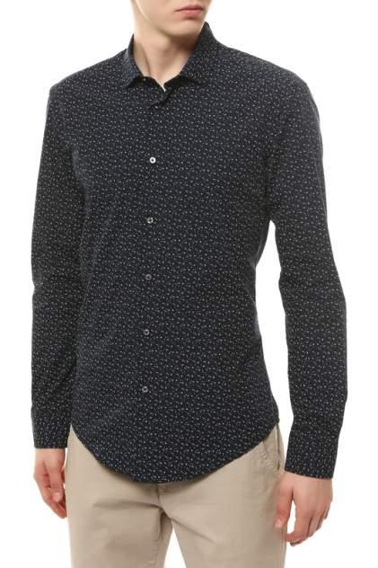 Рубашка мужская BRIAN DALES BS52 ST6989.001 синяя 41 IT