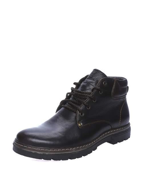 Мужские ботинки VALSER 601-372M, коричневый