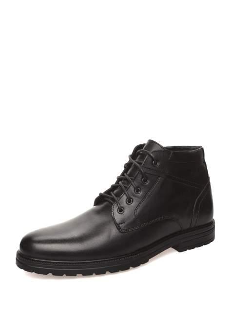 Мужские ботинки VALSER 601-885M, черный