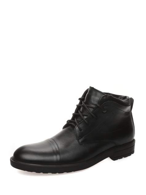 Мужские ботинки VALSER 601-906M, черный
