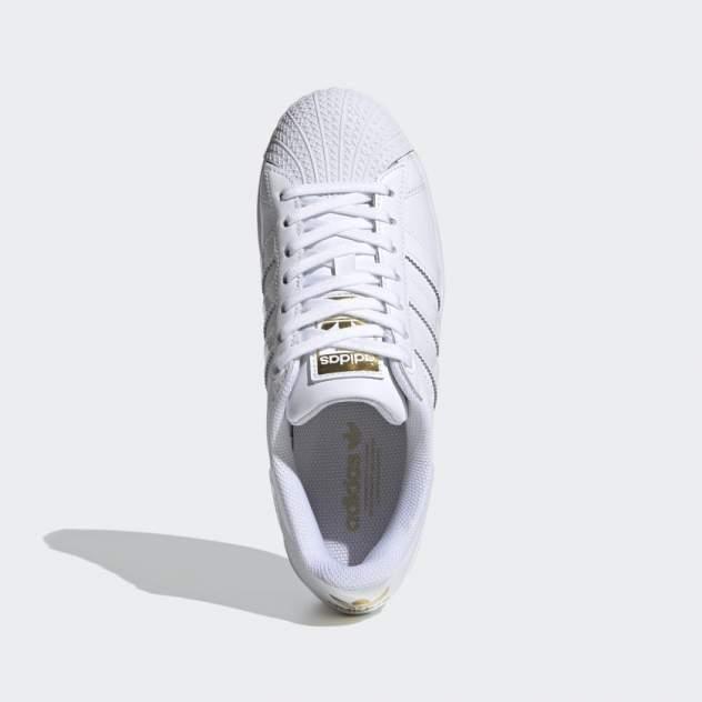 Кеды женские, Adidas SUPERSTAR UP W, белый
