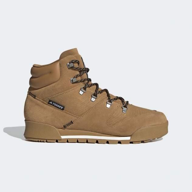 Мужские ботинки Adidas Terrex SnoWaterproofitch, коричневый