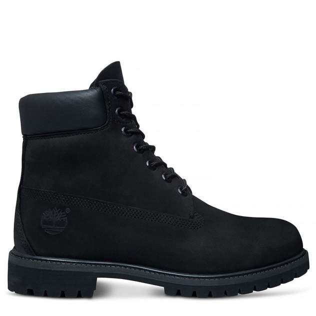 Мужские ботинки Timberland Timberland 6 Inch Premium Boot Waterproof, черный