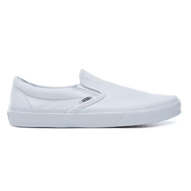 Слипоны мужские Vans UA CLASSIC SLIPON,  белый