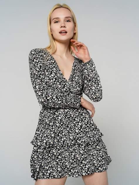 Повседневное платье женское ТВОЕ A7722 черные M