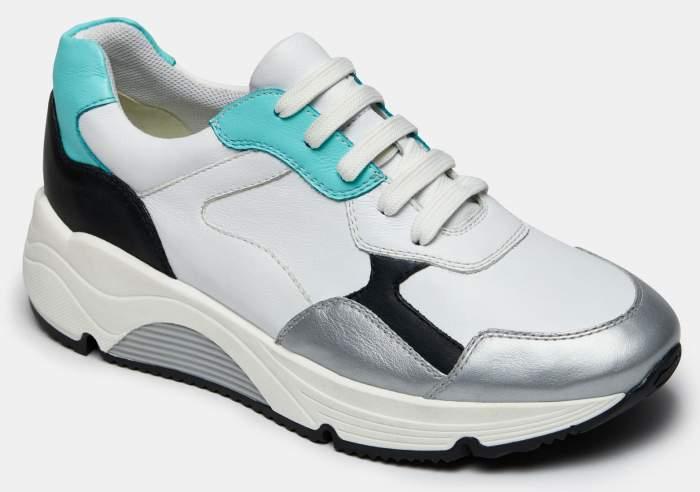 Низкие кроссовки женские Ralf Ringer 605101 белые 41 RU