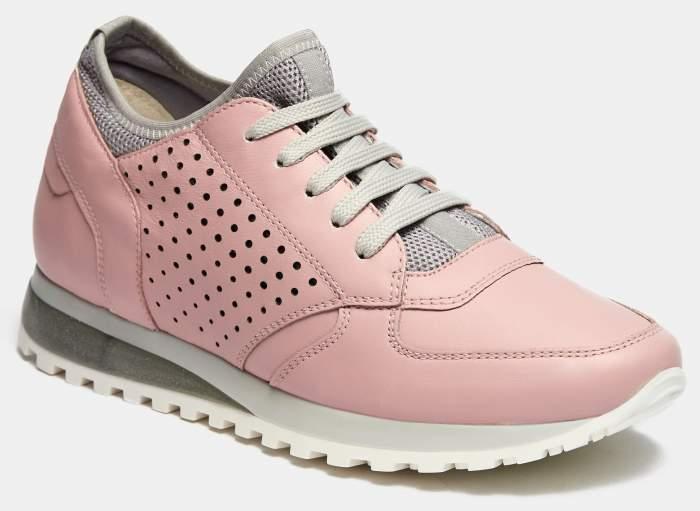 Низкие кроссовки женские Ralf Ringer 625105 розовые 36 RU