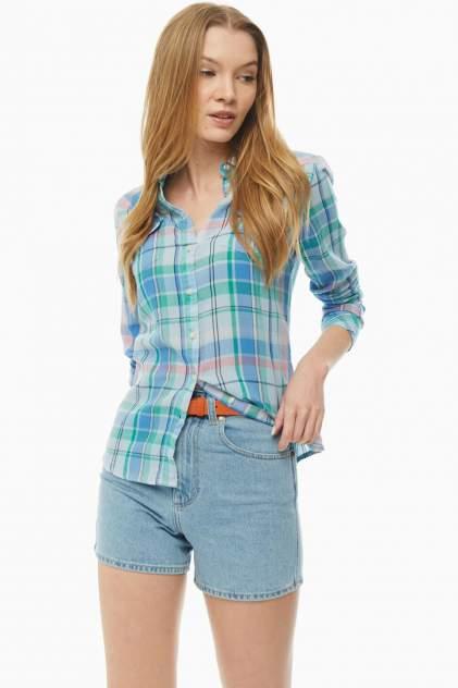 Женская рубашка Wrangler W5N1OBX2B, синий
