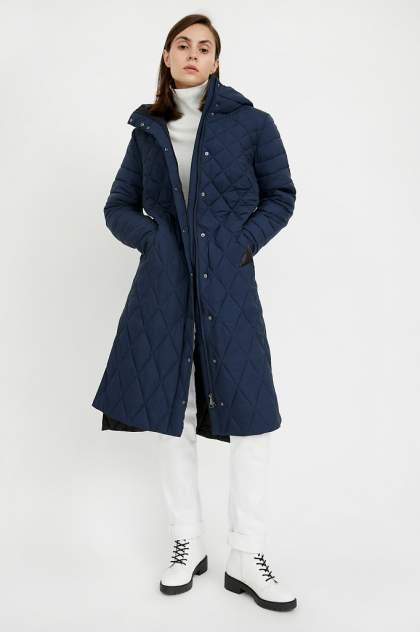 Пуховик женский Finn Flare A20-32061, синий