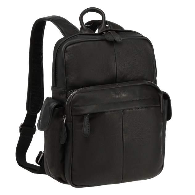 Рюкзак мужской Dr.Koffer ZD-2036-21 черный