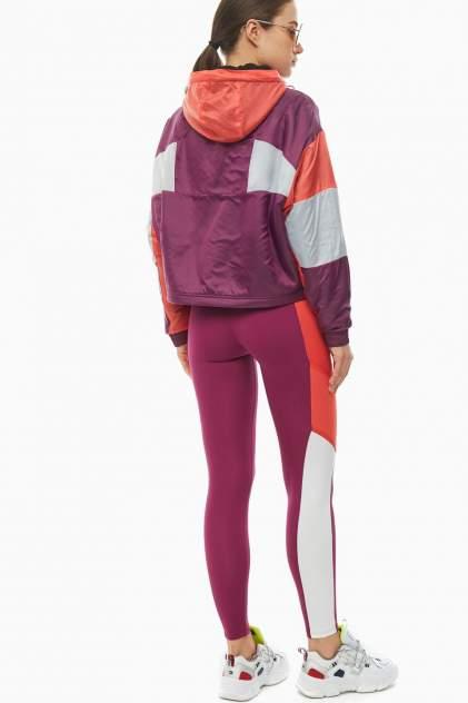 Ветровка женская Tommy Sport S10S100416 VFX разноцветная S