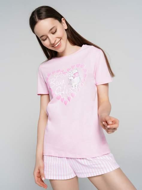 Пижама женская ТВОЕ 77287 розовая M