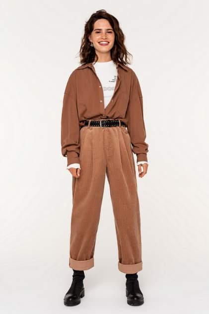 Женские брюки befree 2031640734, бежевый