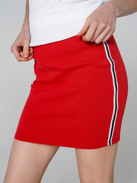 Женская юбка ТВОЕ 69878, красный