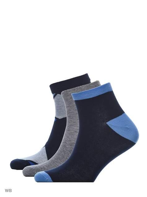Набор носков мужских Modis M201U00621 разноцветных 39/42