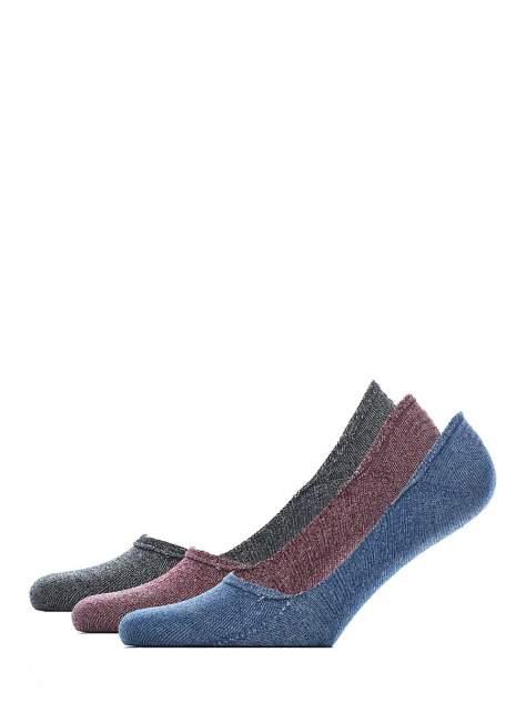 Набор носков мужских Modis M201U00625 разноцветных 39/42