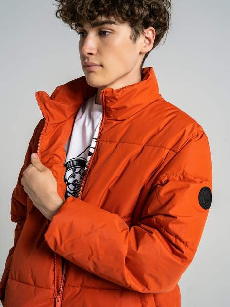 Куртка мужская ТВОЕ A6625 оранжевая M