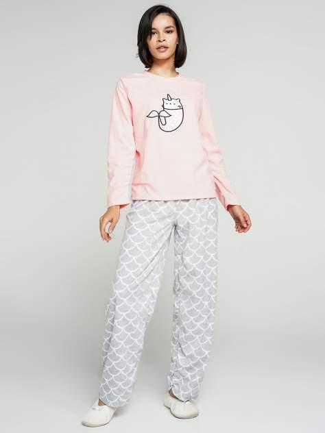Домашний костюм женский ТВОЕ A7020 розовый XS