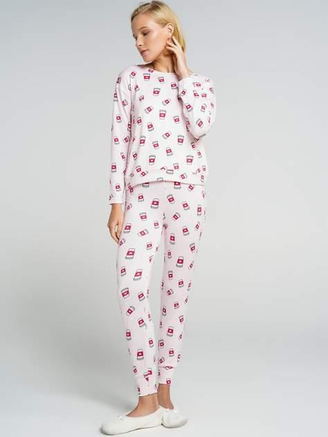 Домашний костюм женский ТВОЕ A6723 розовый XL