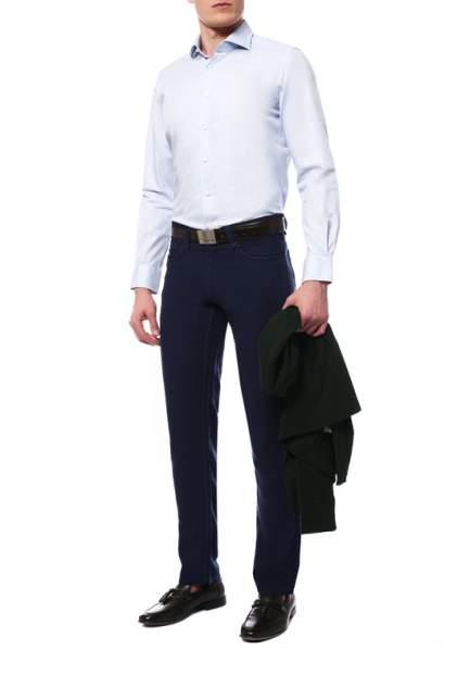 Рубашка мужская Windsor 10004177_430_30007179 голубая 45 DE
