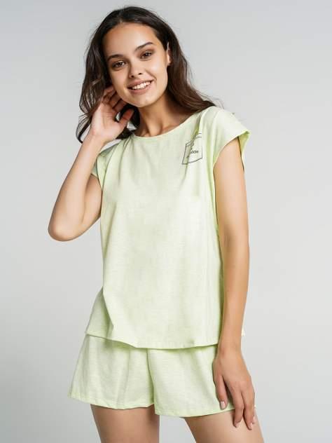 Пижама женская ТВОЕ 75337 зеленая XS