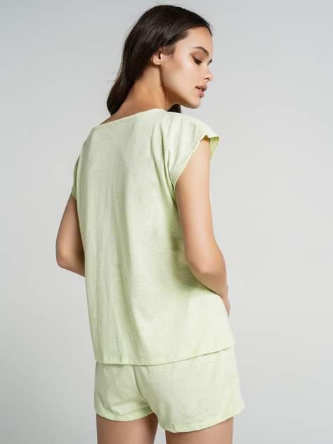 Пижама женская ТВОЕ 75337 зеленая L
