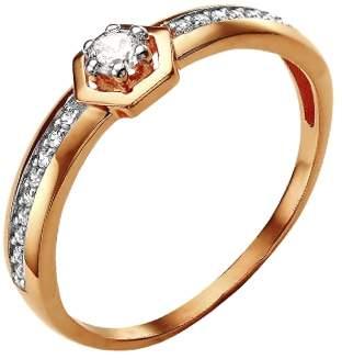 Кольцо женское Сорокин 70149200 р.18.5