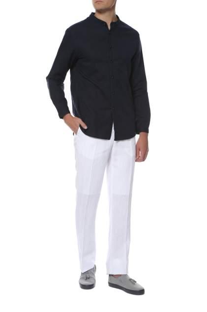 Рубашка мужская CUDGI STU 1815 синяя 56 IT