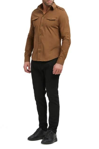 Рубашка мужская Envy Lab R23/ХАКИ коричневая M