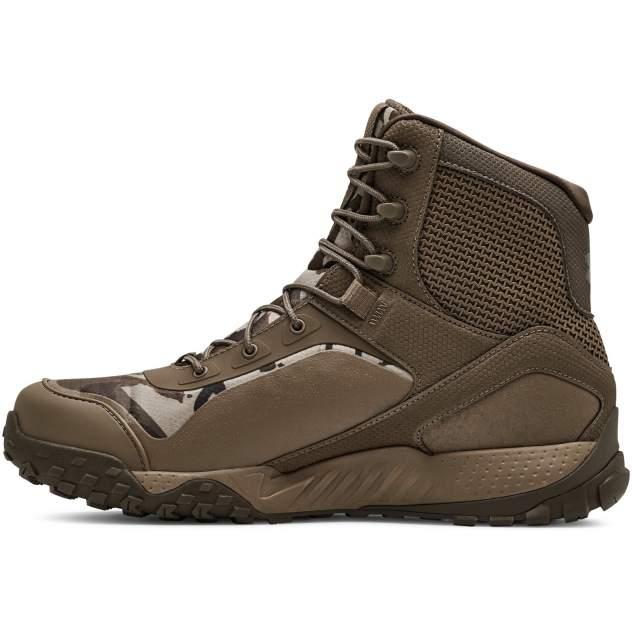 Мужские ботинки Under Armour Valsetz RTS 1.5, коричневый