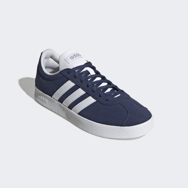 Кеды женские, Adidas Vl Court 2.0, синий