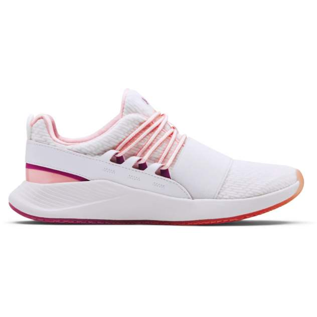 Кроссовки женские Under Armour W Charged Breathe Color Shift белые 7 US