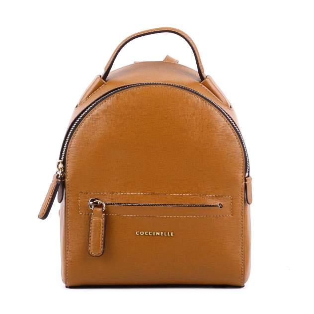 Рюкзак женский Coccinelle O1384 коричневый