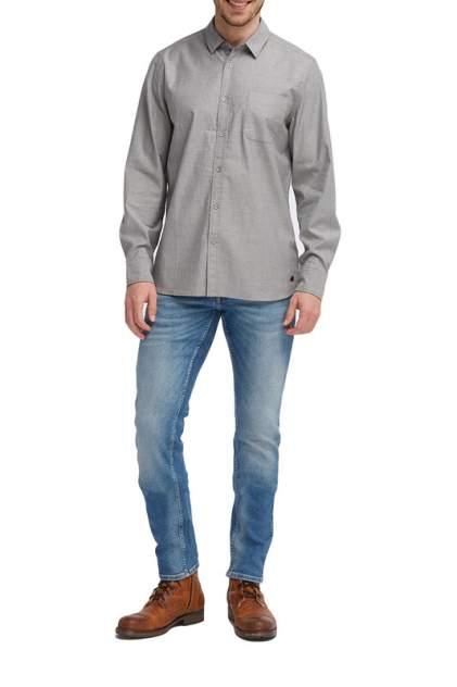 Рубашка мужская Mustang 1006431-11097 серая XL