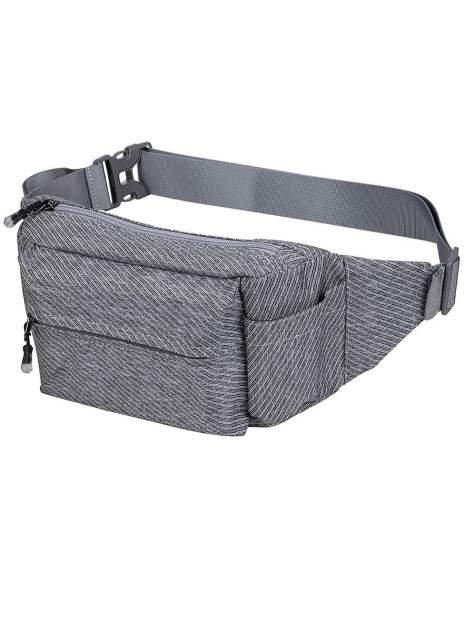 Посная сумка мужская SPORTIVE SP-BAGW2 серая
