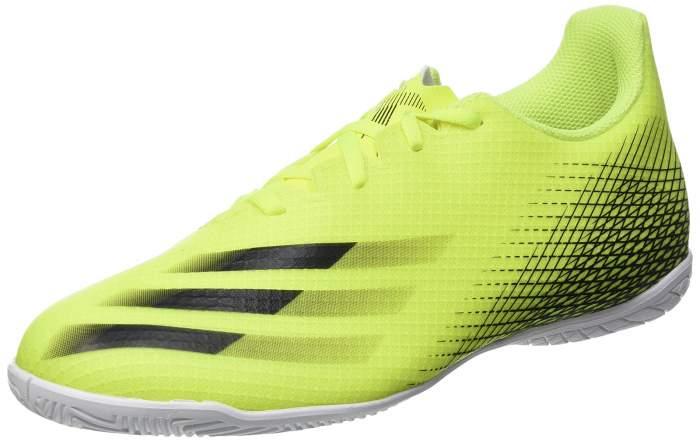 Кроссовки мужские Adidas X Ghosted.4 In, зеленый