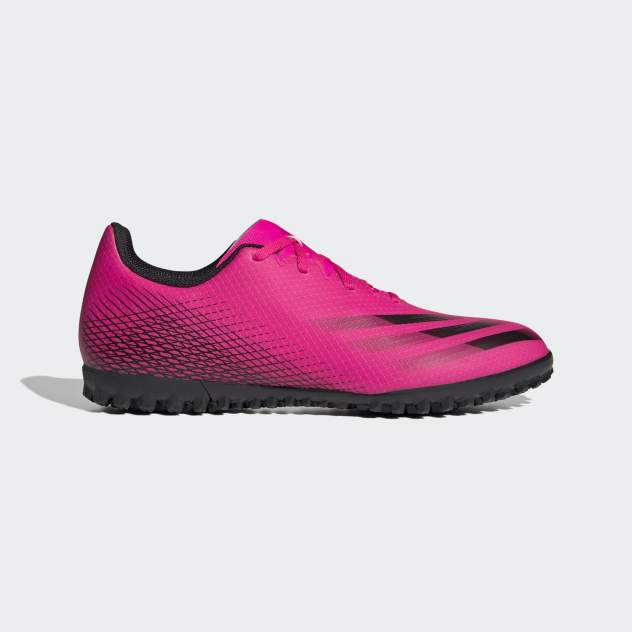 Кроссовки мужские Adidas X Ghosted.4 Tf, розовый