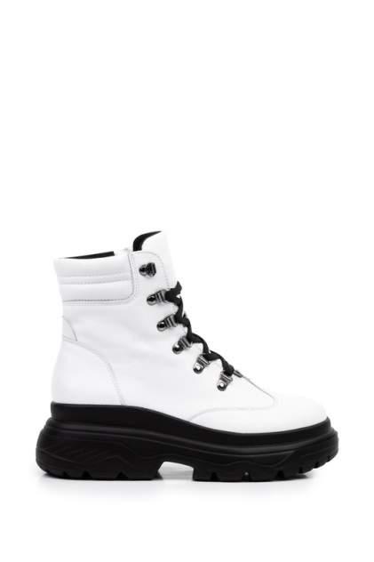 Ботинки женские BELWEST 2135016 белые 39 RU