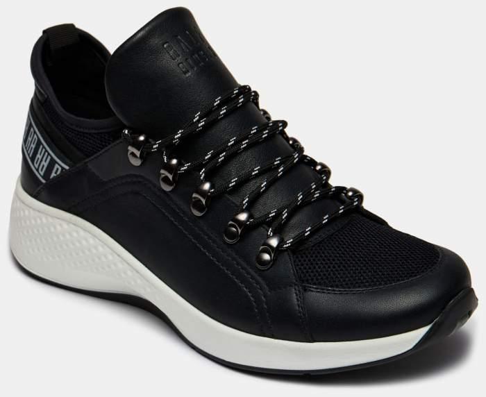Низкие кроссовки женские Ralf Ringer 679110 черные 36 RU