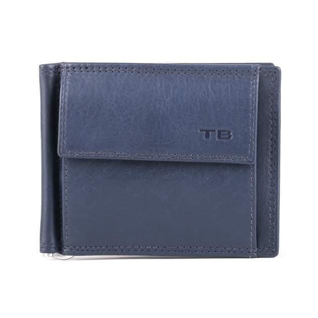 Зажим для денег унисекс Tosca Blu T1556 синий