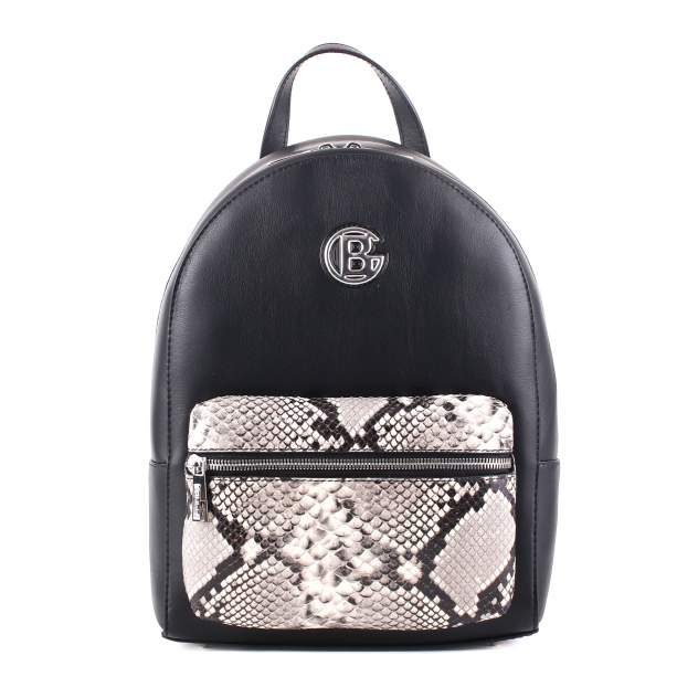 Рюкзак женский Baldinini V0853 черный