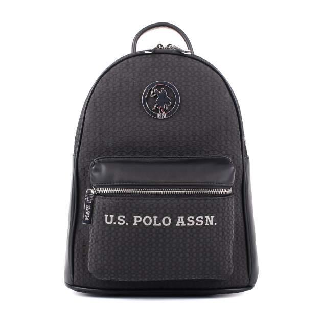 Рюкзак женский Us Polo Assn. V0990 черный
