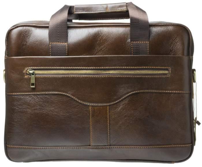 Портфель мужской Gsmin GL22 коричневый
