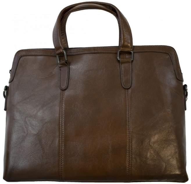 Портфель мужской Gsmin GL52 коричневый