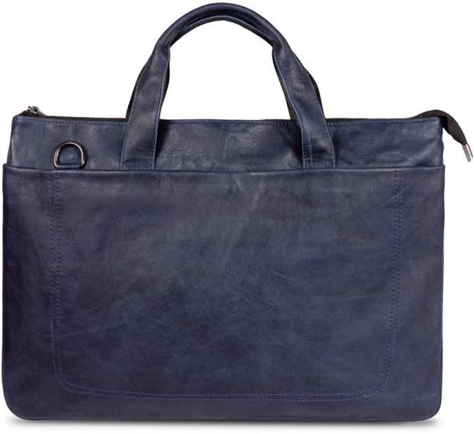 Портфель мужской Gsmin GL46 синий