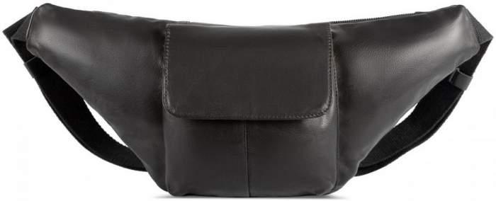Поясная сумка мужская Gsmin GL38 черная