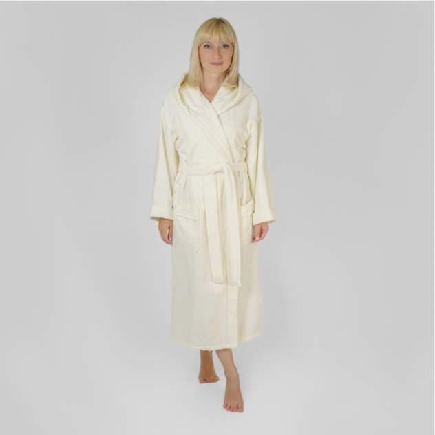 Домашний халат женский Wellness Релакс, бежевый