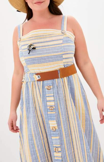 Женское платье MILANIKA P547, синий