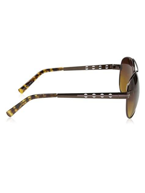 Солнцезащитные очки унисекс EYELEVEL Rocco коричневые